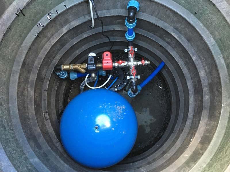 Ремонт и чистка скважин на воду в Одинцовском районе