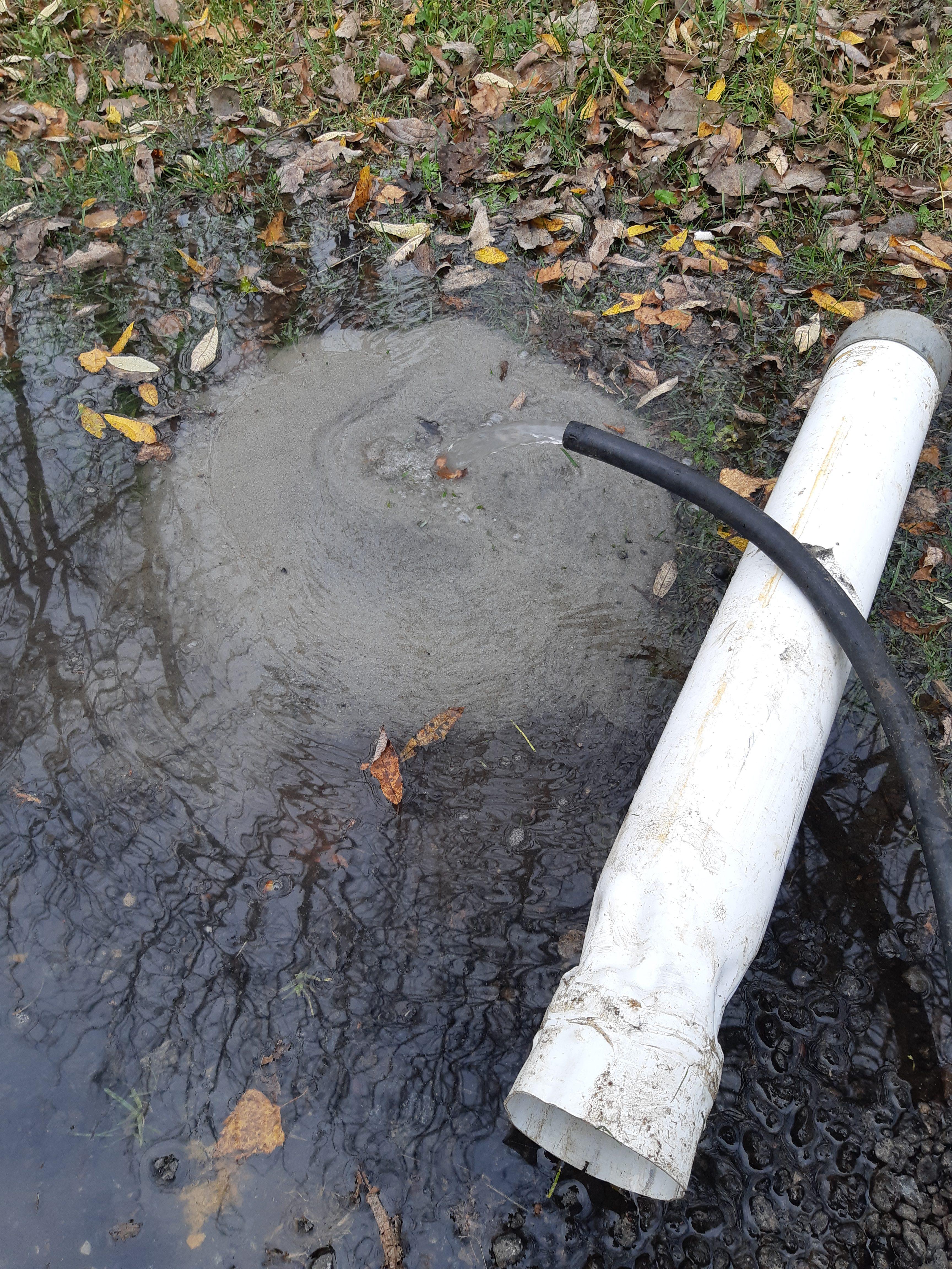 Чистка скважин в Москве и Московской области